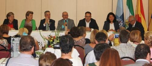 ACTO INAUGURAL CONGRESO FEDERACION AL ANDALUS EN LA HERRADURA
