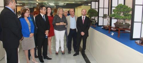 Comienza en Almuñécar el XXV Congreso de la Asociación Española del Bonsai