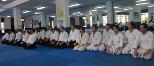 El Club Agatsu celebra en Almuñécar las IV Jornadas Intensivas de Aikido