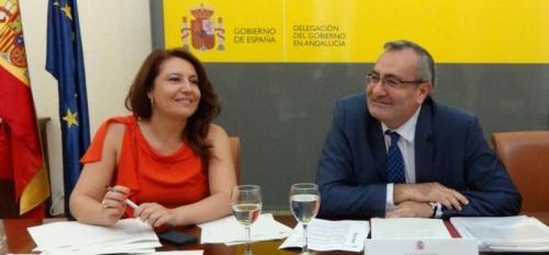 Crespo recuerda que el Puerto de Motril recibirá más de 26 millones de euros de inversión hasta 2015