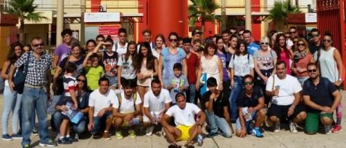 Sexitanos celebran en Isla Mágica el día de Almuñécar - La Herradura