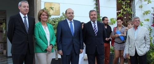 El presidente de la Diputación apuesta por el turismo de cruceros