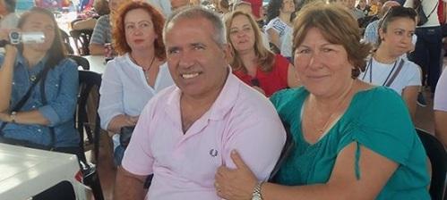 La familia de Miguel Rivas agradecida por el homenaje recibido