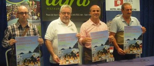 """Presentación en el hotel Helios del I Torneo Internacional de Ajedrez Sub2200 """"Almuñécar –Trópico de Europa"""""""