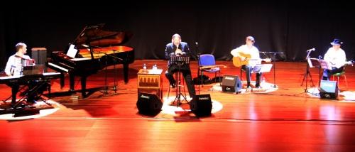 Jolís rindió homenaje en Almuñécar a Edith Piaf y a la chanson francesa