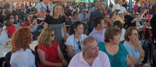 Ruiz Joya impidió a Protección Civil una demostración de reanimación en el homenaje a Migue Rivas