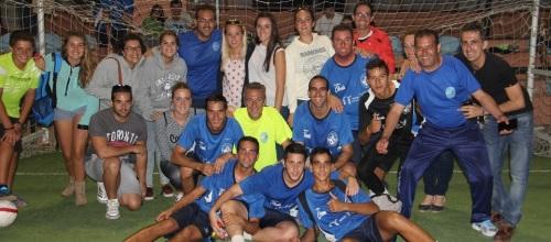 La Hermandad Virgen del Carmen gana el V Mundialito Cofrade de Fútbol 7