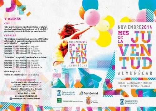 """Programa """"Mes de la Juventud"""""""