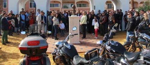 Almuñécar rinde un emotivo homenaje póstumo a Pepe Matías