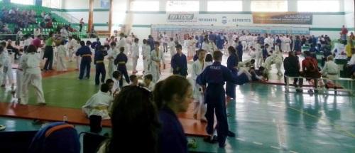 """III Trofeo """"Costa Tropical"""" de Judo que se celebró en el pabellón de deportes almuñequero"""