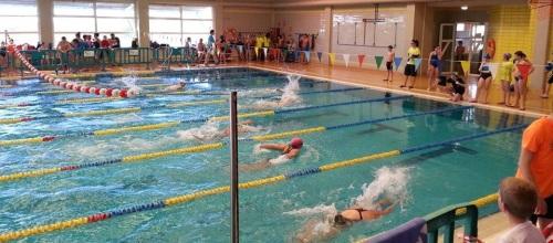 La piscina municipal de Almuñécar acogerá la segunda prueba del Circuito Provincial de Natación