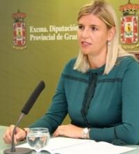 Inmaculada Hernández, diputada de Economía y Fomento