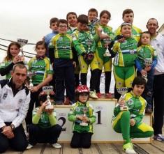 El Club Ciclista Almuñécar será homenajeado en la gala del Circuito Provincial de Ciclismo de Granada