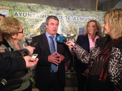 Antonio Sánchez, presidente del Consejo Regulador de la Denominación de Origen Protegida Chirimoya de la Costa Tropical de Granada – Málaga