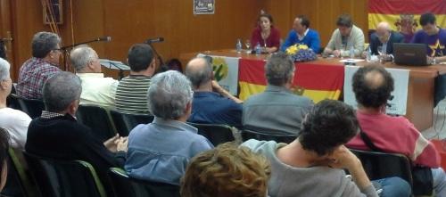 IU convoca a la ciudadanía para debatir sobre democracia y participación