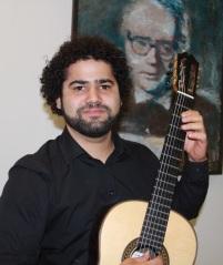 PEDRO AGUIAR GUITARRISTA BRASILEÑO EN LA HERRADURA 14