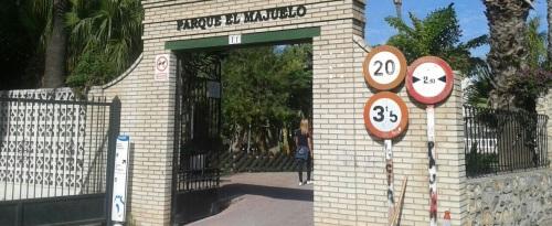"""Cultura encarga a """"Rotulex"""" poner nombre a los accesos de """"El Majuelo"""""""