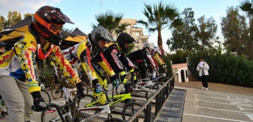 BMX Test Series este sábado 28 de diciembre en el circuito de Almuñécar