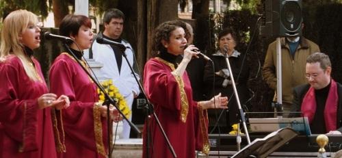 """""""3 Women Gospel"""""""