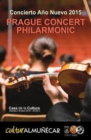 Concierto de Año Nuevo en Almuñécar con la 'Prague Concert Philarmonic'