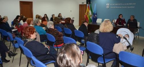 Centro de la Mujer: El Programa de Salud continúa con charlas mensuales