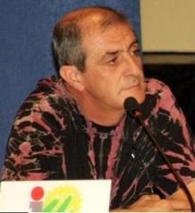 Fermín Tejero, portavoz del Grupo Municipal de Izquierda Unida en el Ayuntamiento de Almuñécar