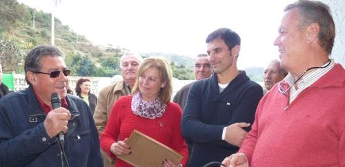 """Francisco Rodríguez gana el concurso """"Vino nuevo 2014"""" organizado por el PA"""