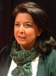 María del Carmen Reinoso, concejal delegada de Bienestar Social del Ayuntamiento de Almuñécar