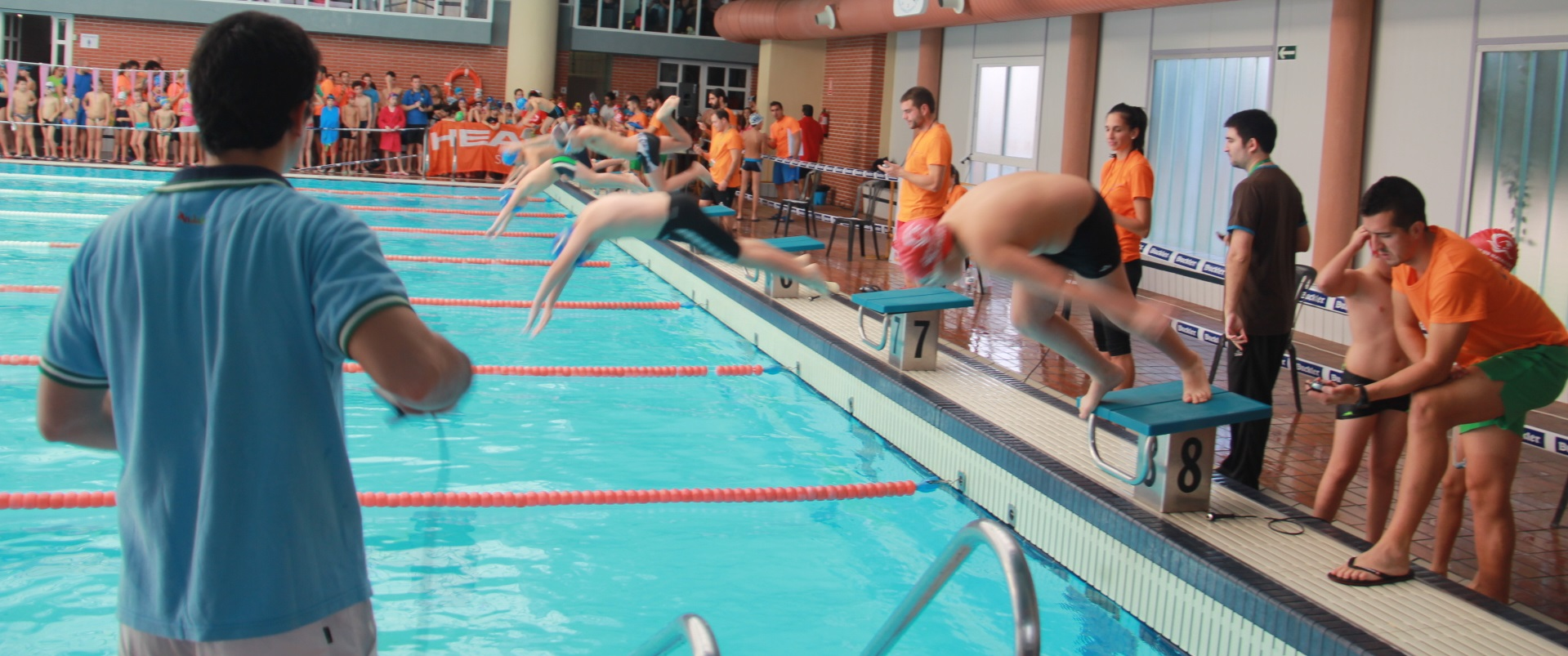 Almu car celebrar en junio el campeonato local de for Piscina municipal motril