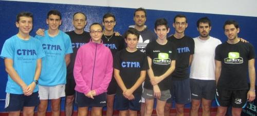 El CTM Almuñécar participa en el 60 Campeonato de Andalucía en Tarifa