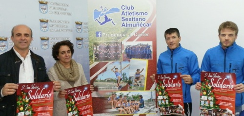 Almuñécar prepara la V Carrera San Silvestre Solidaria a favor de Cáritas