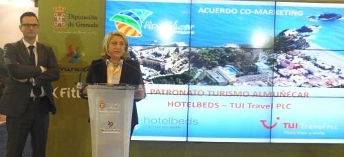 Almuñécar Fitur convenio Hotelbeds 2