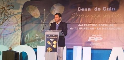 Chirimoyo Oro Juanma Moreno 2