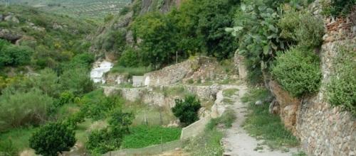 El domingo senderistas de Almuñécar harán la ruta entre Jolúcar y Gualchos