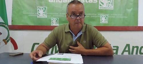 Juan Carlos Benavides Yanguas en rueda de prensa