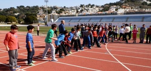 """Almuñécar prepara la tercera edición de los """"Juegos Locales de Atletismo"""""""