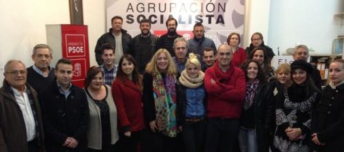 Candidatura PSOE Motril 2015
