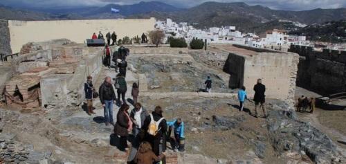 Castillo de San Miguel y museos municipales, un 20% más de visitas