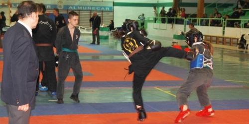 El Club de Kempo de Almuñécar en el II Torneo de la Liga Andaluza de Kenpo