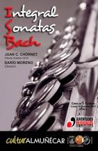 """Concierto """"Integral Sonatas Bach"""", Casa de la Cultura de Almuñécar"""