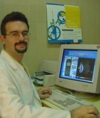 Profesor Diego Pablo Ruiz Padillo, del Departamento de Física Aplicada de la Universidad de Granada