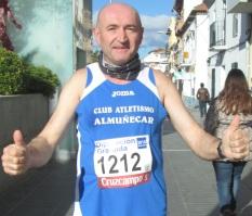 El Club Atletismo Almuñécar en la XVIII Media Maratón de Almería