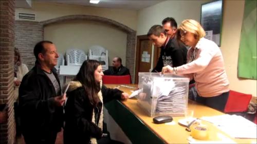 1.391 personas han participado en las primarias abiertas del PA sexitano