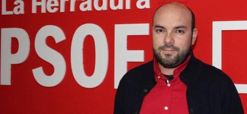 Josué Díaz, secretario de Derechos Sociales del PSOE de Almuñécar y La Herradura
