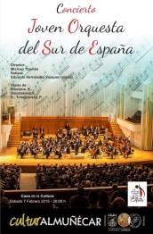 La Joven Orquesta del Sur de España actúa este sábado en Almuñécar 2