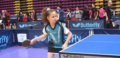 Lucia López consiguió podio por 2º año consecutivo en el Estatal de Valladolid
