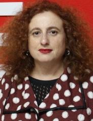 María del Mar Rodríguez Pérez, trabajadora Servicios Sociales del Ayuntamiento de Almuñécar