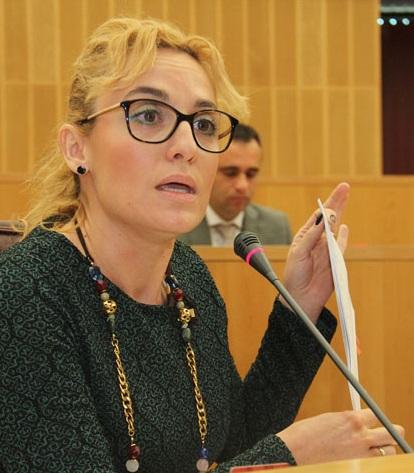 Marta Nievas, diputada provincial de Familia y Bienestar Social