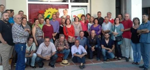 Militantes IU Almuñécar