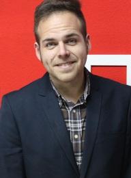 Pablo Ruiz Díaz, candidato del PSOE por La Herradura